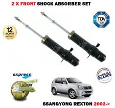 FOR SSANGYONG REXTON 2002-2006 2X FRONT LEFT RIGHT SHOCK ABSORBER SHOCKER SET