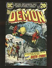 Demon # 2 - Jack Kirby cover & art Fine/Vf Cond.