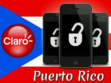 Claro iPhone factory Unlock service  Premium Puerto Rico  and other countries