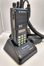 Motorola Mts2000 800mhz Model Iii 3 Watt Portable Two Way Radio H01uch6pw1bn