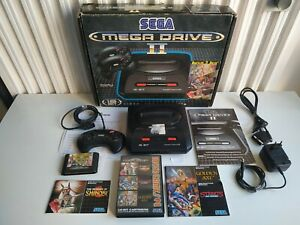 Console Sega Megadrive Pack Megagames 2 Golden axe Shinobi Street of Rage !!!