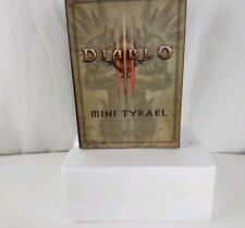NEW - Diablo 3 III Mini Tyrael Statue Blizzcon 2011 Only - Blizzard Sideshow
