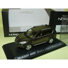 Peugeot 4007 Holland et Holland NOREV 1 43