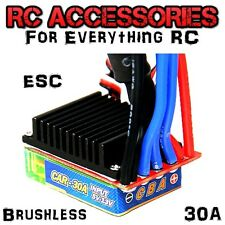 RC Car Brushless ESC Sensorless 380 540 Motor 30 A AMP UK 11.1v LiPo (Ezrun) UK