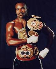 EVANDER HOLYFIELD HEAVYWEIGHT BOXING CHAMPION POSTER
