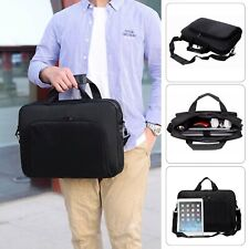 More details for 15 inch laptop pc waterproof shoulder bag carrying soft notebook case cover uk