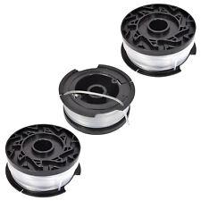 BLACK & DECKER 10m Reflex Trimmer Strimmer Line & Spool GL560 GL560 B GL570 x 3