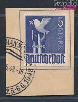 Alliierte Bes.-Gem.Ausg. 962a geprüft gestempelt 1947 (8940450