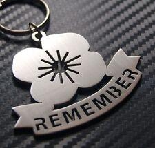COQUELICOT SOUVENIR Remember armé Guerre Des Forces Anciens combattants ier