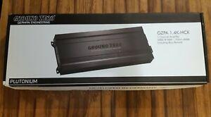 Ampli ground zero GZPA 1.4K-HCX noir 5000 W