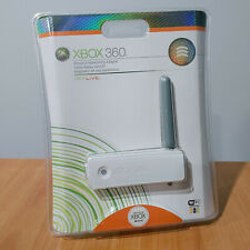 NEW Factory Sealed Official Microsoft XBOX 360 Wireless Networking Adapter OEM