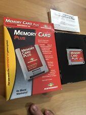 Nintendo 64 N64 MEMORY CARD PLUS Video Game Controller Pak Pack Tested, CIB