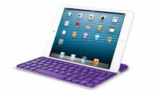Logitech Ultrathin Keyboard Cover Purple for iPad Mini - NEW!
