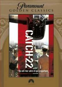 Catch 22 DVD (2004) Alan Arkin, Nichols (DIR) cert 15 FREE Shipping, Save £s
