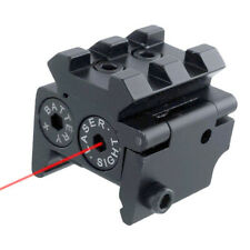 Mini Red Dot Laser Sight 20mm Picatinny Rail Mount For Pistol Air-gun Rifle US
