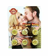 Tiger King Cream For Increasing Sexual Power Delay For Men