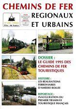 CHEMINS de FER RÉGIONAUX et URBAINS - N° 248 (1995 - 2) (FACS - CFRU) (Train)