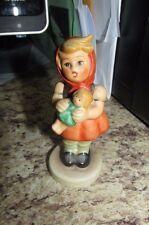 Hummel Goebel Girl with Small Doll #239/B Figurine