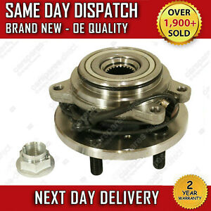 WHEEL BEARING FOR LAND ROVER DISCOVERY 2 FRONT HUB / ABS SENSOR TAY100060