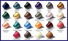 200NESPRESSO CAPSULES-PER SLEEVE YOU PICK'n'MIX!ANY 28 BLENDS YOU LIKE 3DAYSALE