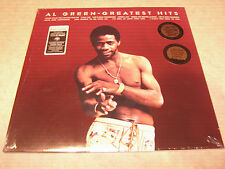 AL GREEN-Greatest Hits LP SEALED Barnes & Noble Exclusive Green Vinyl w/Download