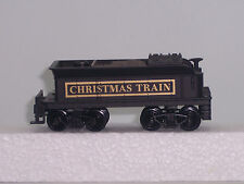 "HO IHC OLD TIME MP  ""CHRISTMAS TRAIN""  WOOD TENDER"