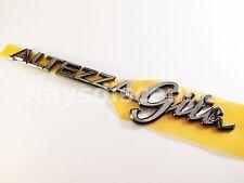 OEM Toyota 02-05 Lexus IS300 Sportcross Dark Chrome Altezza Gita Emblem Badge