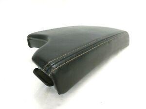 2004-2008 Pontiac Grand Prix Black Arm Rest Armrest Center Console Lid OEM *NICE