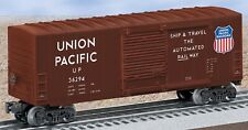Lionel O-Gauge 6-36294 Union Pacific Hi-Cube Boxcar. Brand New