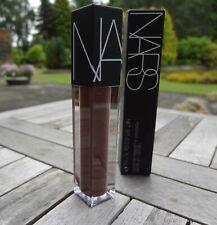 BNIB NARS Velvet Lip Glide Liquid Lipstick Gloss - MARS RRP £23 (Plum Brown)