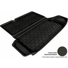3D Maxpider Chevrolet Sonic 2012-2018 Kagu Black Cargo Liner Stowable