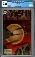 Batman Gotham Adventures 50 CGC Graded 9.8 NM/MT Darwyn Cooke DC Comics 2002