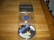 """Janet Jackson-when i think of you.7"""" double pack in pvc wallet"""