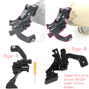 Helmet Single Tube Night Vision Monocular GS1X20 Support Arm Bracket Accessory~