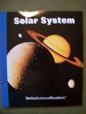 SOLAR SYSTEM DSR DELTA SCIENCE READER 2003 THIRD EDITION SOFTCOVER