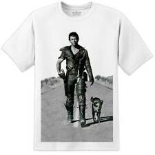 Mad Max Road Warrior Camiseta para hombre película Mel Gibson Fury Road Thunderdome Dvd
