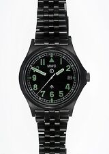 MWC G10 300m Covert PVD Steel Military Watch with Sapphire Crystal on Bracelet