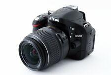 Nikon D5200 24.1MP 18-55mm Kit Obiettivo Nero [ EXC W/8GB SD Card,Cinghia [ Jkh