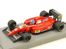 Onyx Ferrari F 92 A Ivan Capelli Fahrer Rennwagen #28 1/43 OVP 1008-05-61