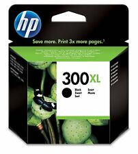 HP 300XL CC641EE BLACK INK CARTRIDGE FOR F2400 F2420 F2480 F2488 - Unboxed