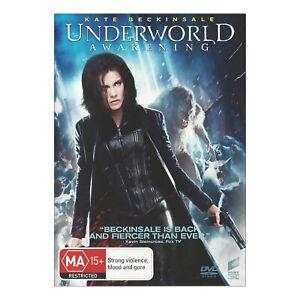 Underworld: Awakening DVD New Region 4 Aust. - Kate Beckinsale - Free Post