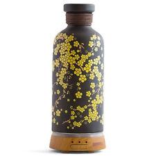 Serene Glass ULTRASONIC AROMATHERAPY ESSENTIAL OIL DIFFUSER Asian Blossom
