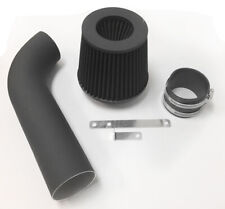 Coated Black For 1975-1983 Nissan Datsun 280Z 280ZX 2.8L I6 NT Cold Air Intake