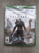 Assassin's Creed Valhalla - Xbox One Series X Video Game - Brand New Sealed