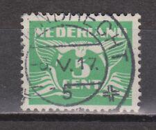 NVPH Netherlands Nederland 380 TOP CANCEL ZWIJNDRECHT Vliegende duif 1941