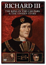 Richard III: The King in the Carpark/The Unseen Story (UK IMPORT) DVD NEW