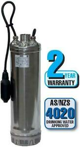 Franklin Electric Submersible Pump Domestic Water Septic Irrigation Bore