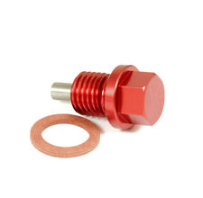 Aprilia RS125 Oil Drain Plug Sump Plug Gearbox Drain Screw Red