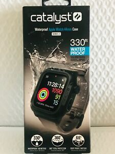 Catalyst - Waterproof Case & Band for Apple Watch Series 4 & 5 - (44mm) - Gray