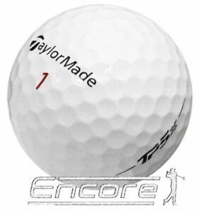 10 TaylorMade TP5x Golf Balls Golf Balls PEARL / A Grade